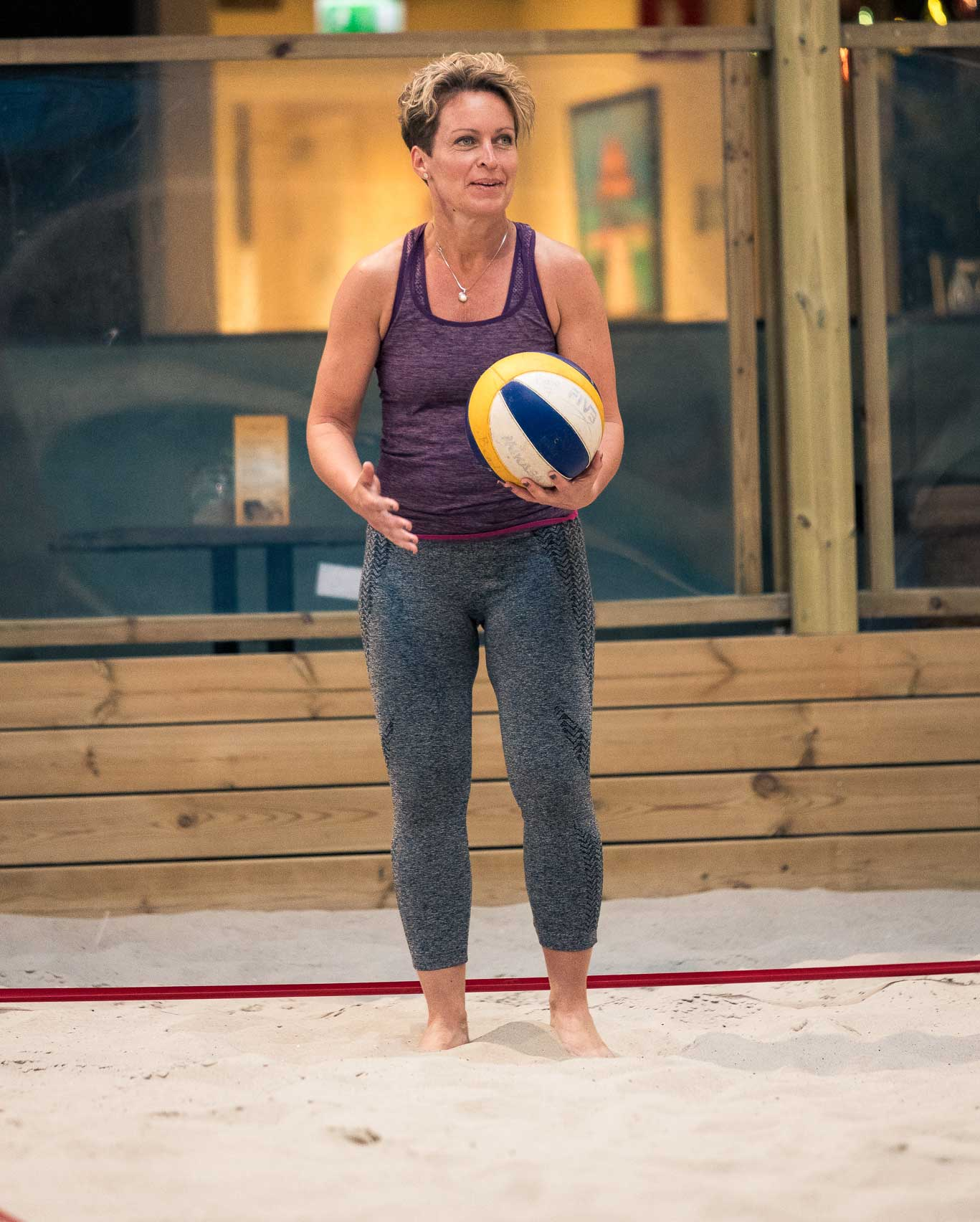 tävling beachvolleyboll