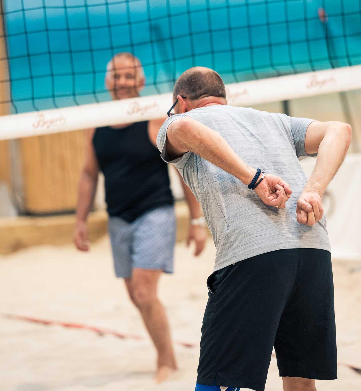 beachvolleyboll tävling